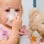 Риносинусит у детей: острый, гнойный, аллергический. Лечение заболевания